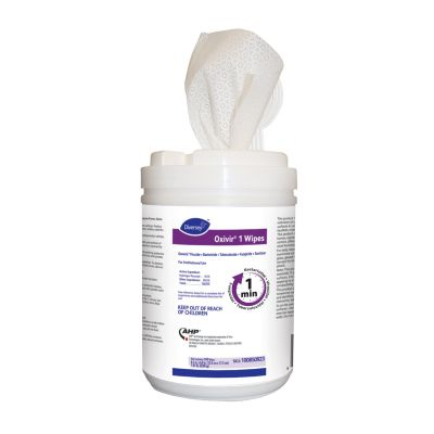 Diversey Oxivir 1 Surface Disinfectant Wipes