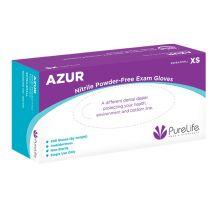 Azur Nitrile Powder-Free